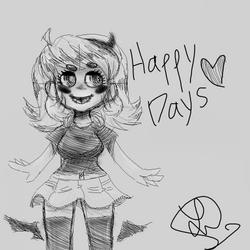 Happy Days (Maika)