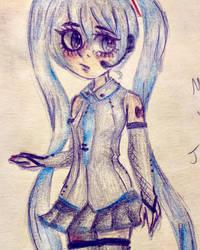 Miku Hatsune (Filtered)