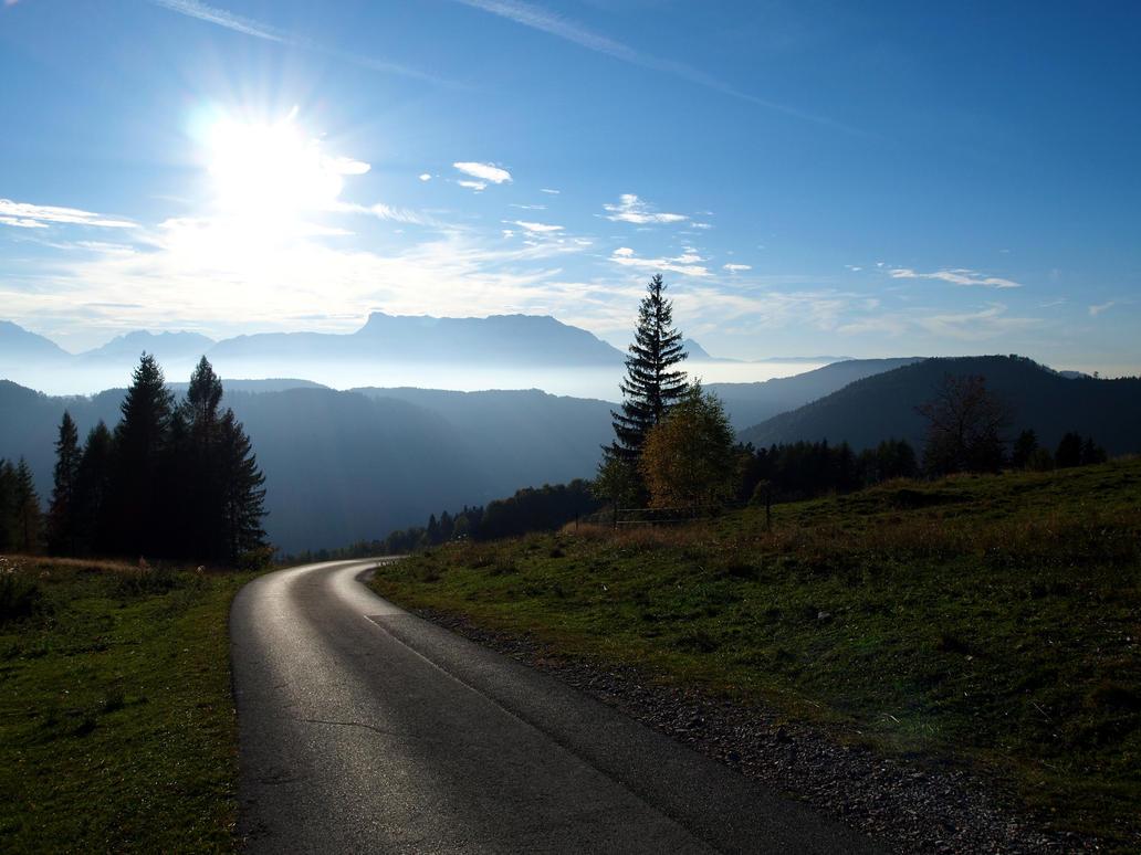 the way home by Burtn