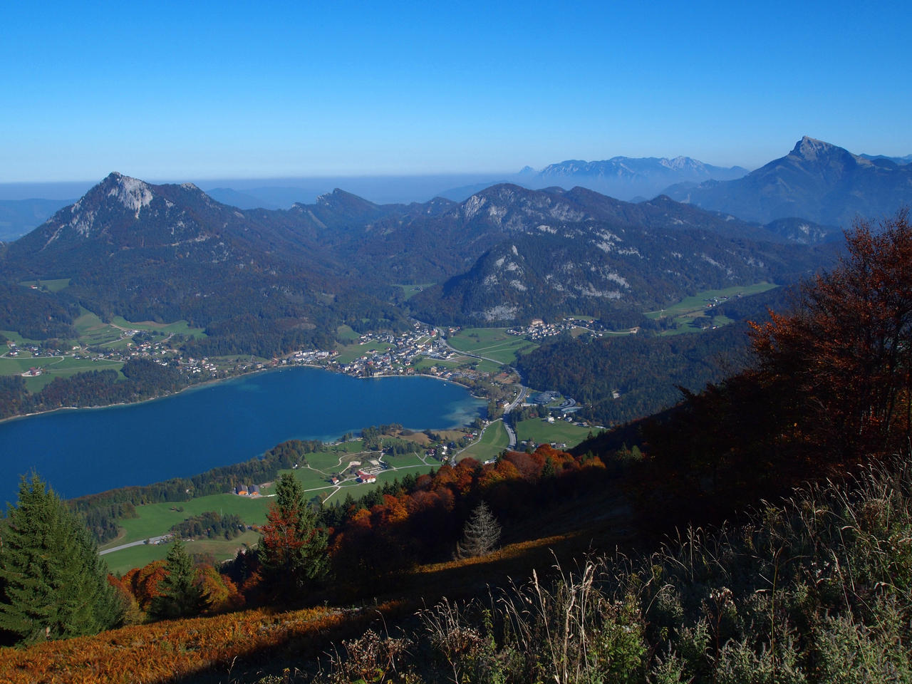 Austrian landscape by Burtn