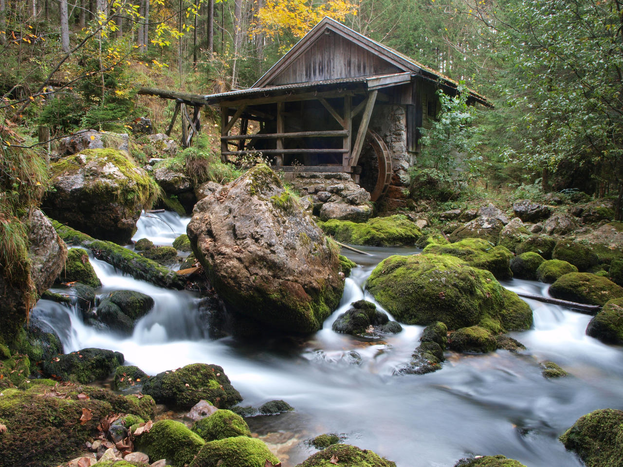 waterpower by Burtn