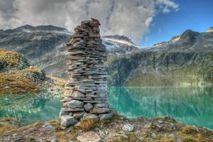Stonetower by Burtn