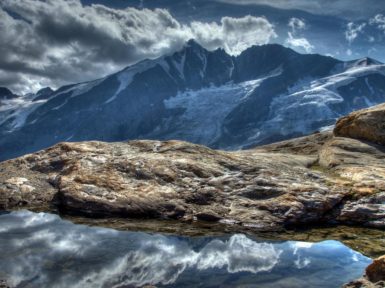 Silent Water by Burtn