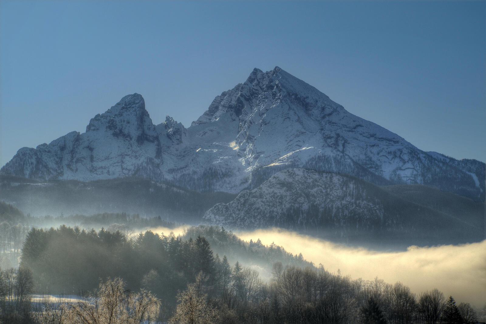 Breath Of Frost by Burtn