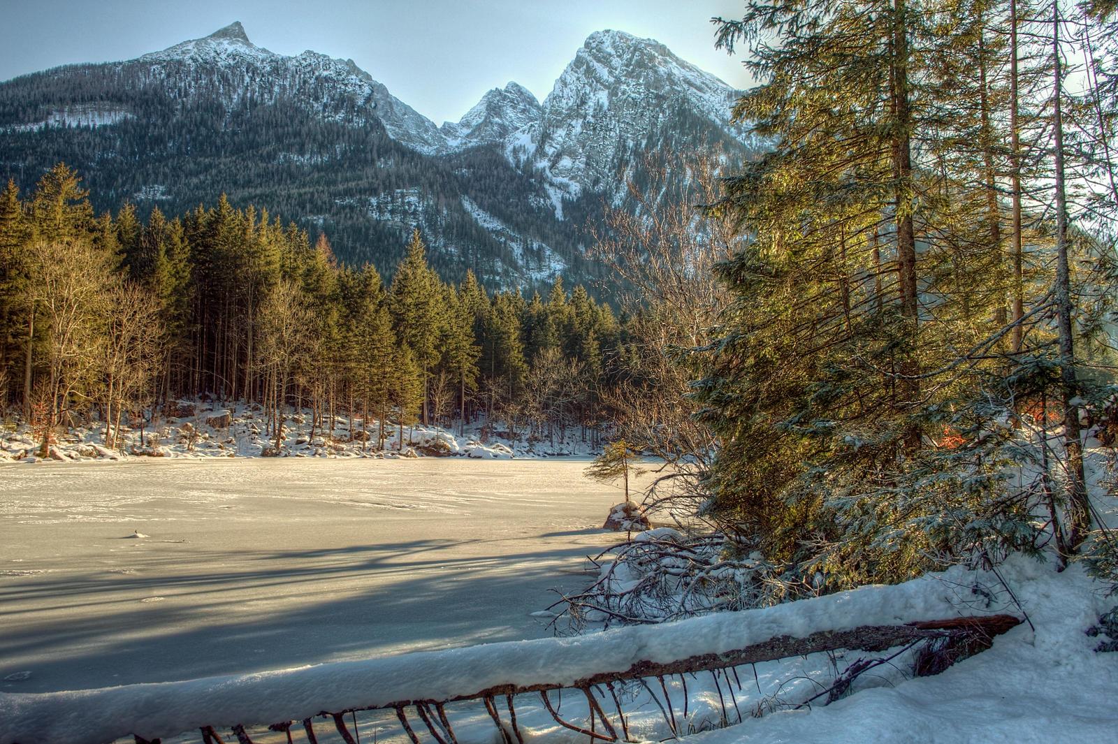Winterland by Burtn