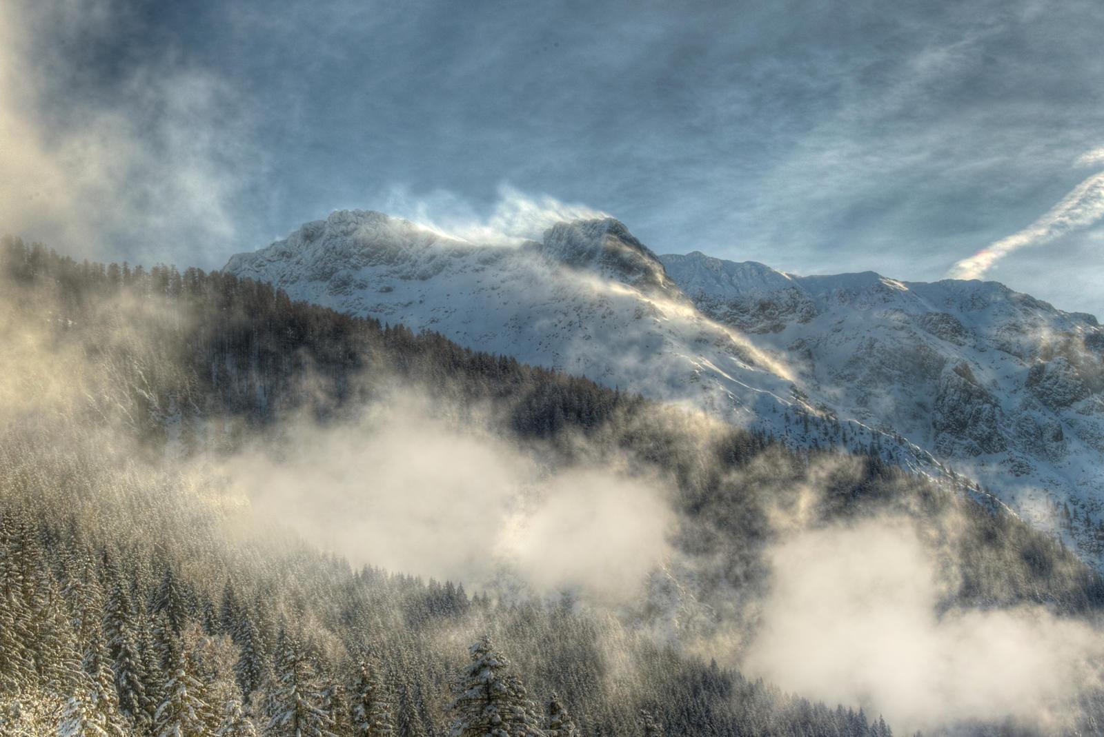 Stormy Heights by Burtn