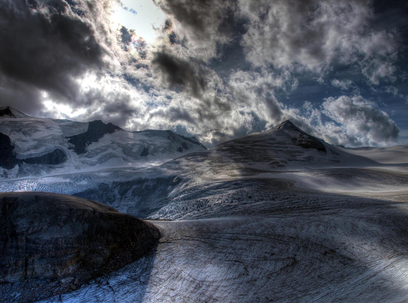 Sky And Shadows by Burtn