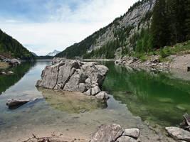 At The Lake by Burtn