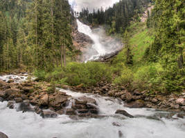 Flowing Down by Burtn