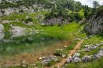Path Along The Lakeside