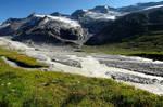 Glacierworld Background