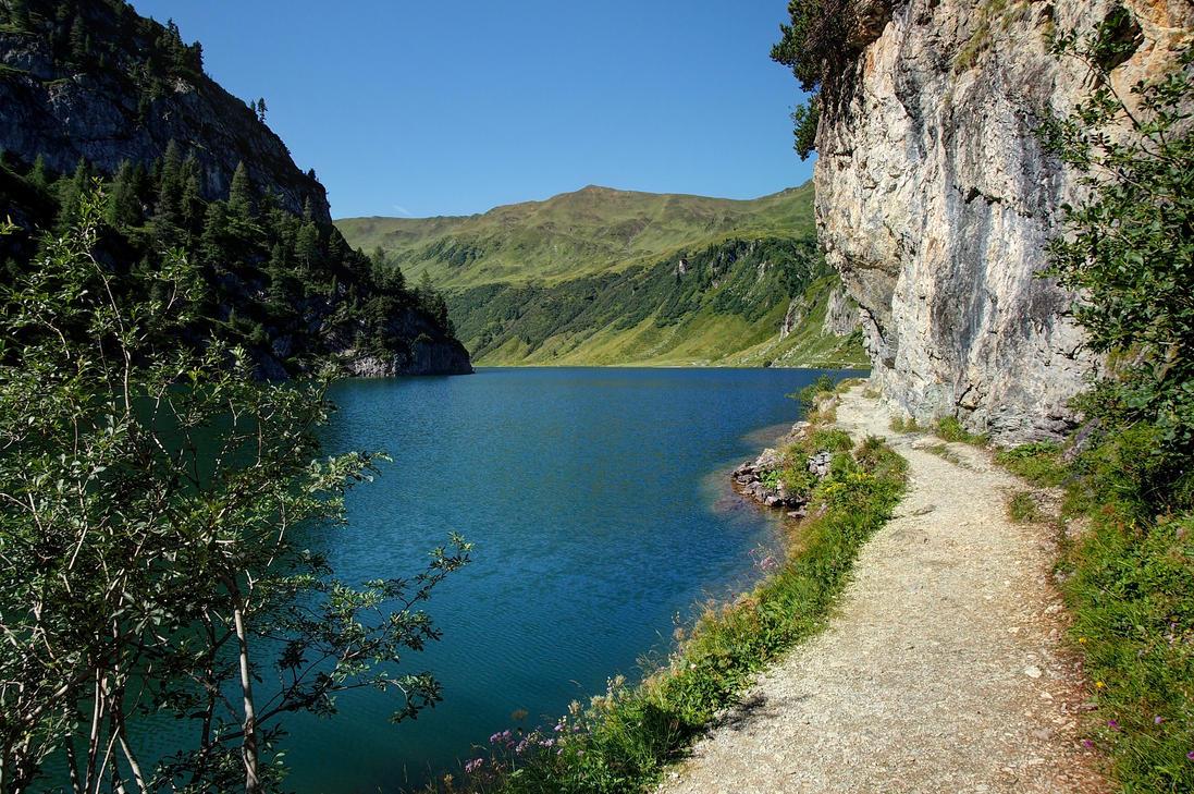 Lakeside by Burtn