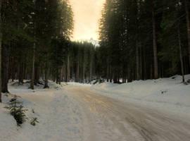 Iceroad by Burtn