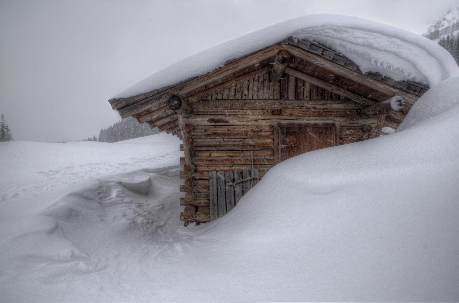 Snowburied by Burtn
