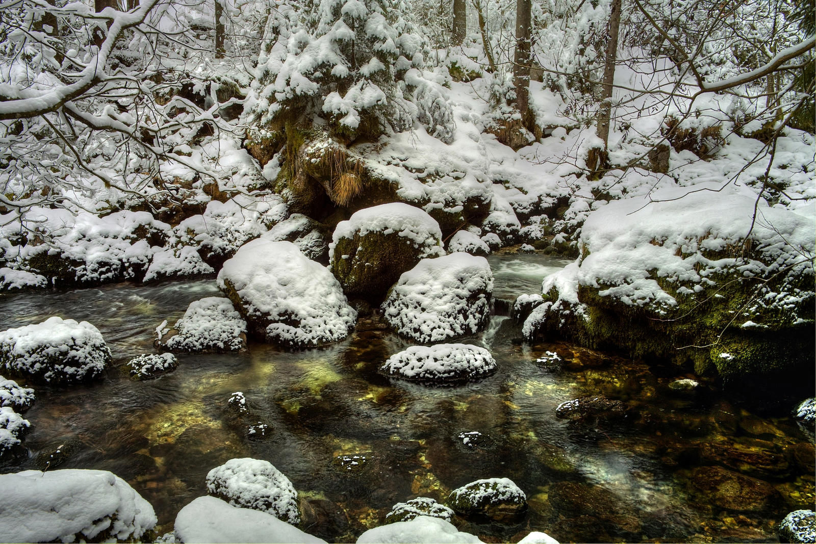 Whispering Waters by Burtn