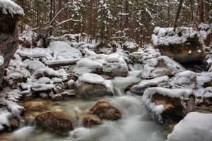 Stones And Ice by Burtn