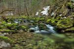 Easter Creek Background