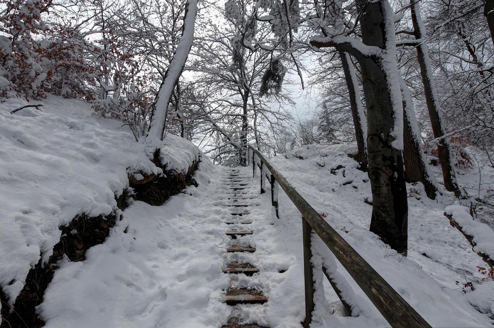 Stairway by Burtn