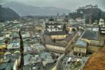 Salzburg City View
