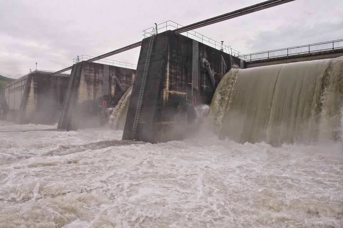 Floodgates by Burtn