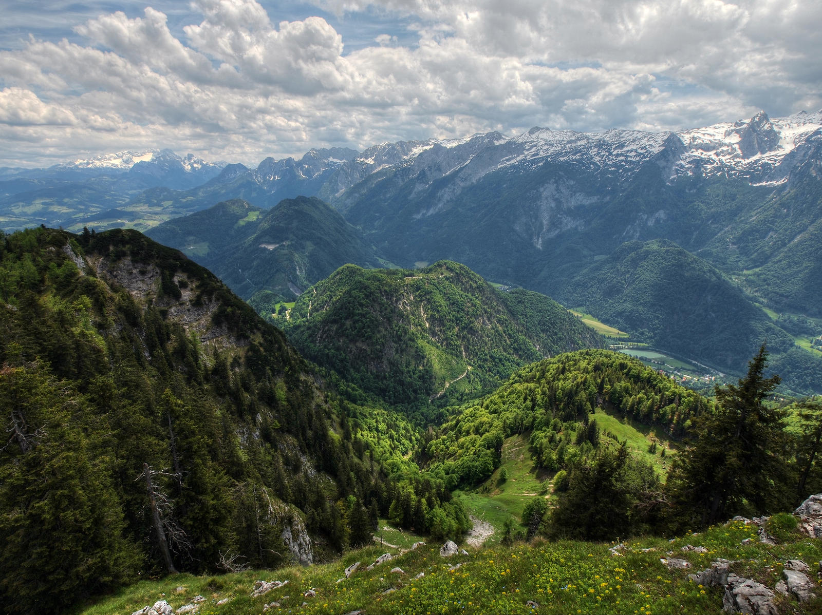 Deep Valley by Burtn
