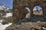 Ruins In The Mountains