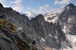 Summer Mountainscape