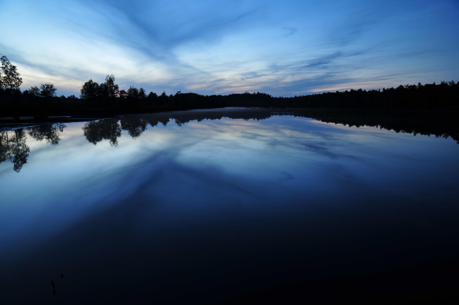 Blue Night by Burtn
