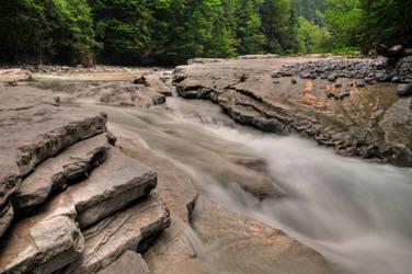 Waterslide by Burtn