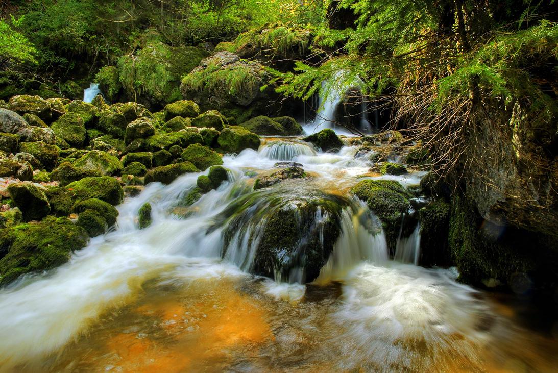 Waldquelle by Burtn
