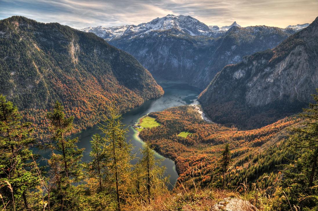 Enjoy The View by Burtn