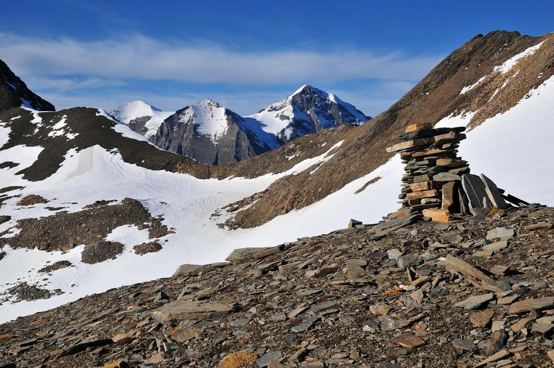 High Trail by Burtn