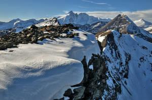 Over The Edge by Burtn