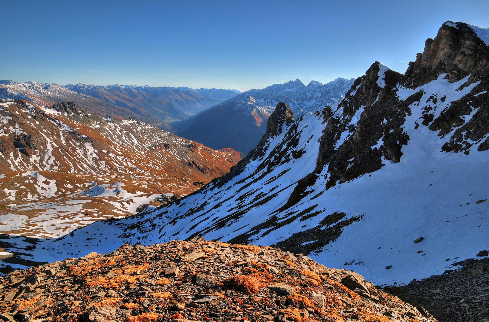 Valley View Background by Burtn