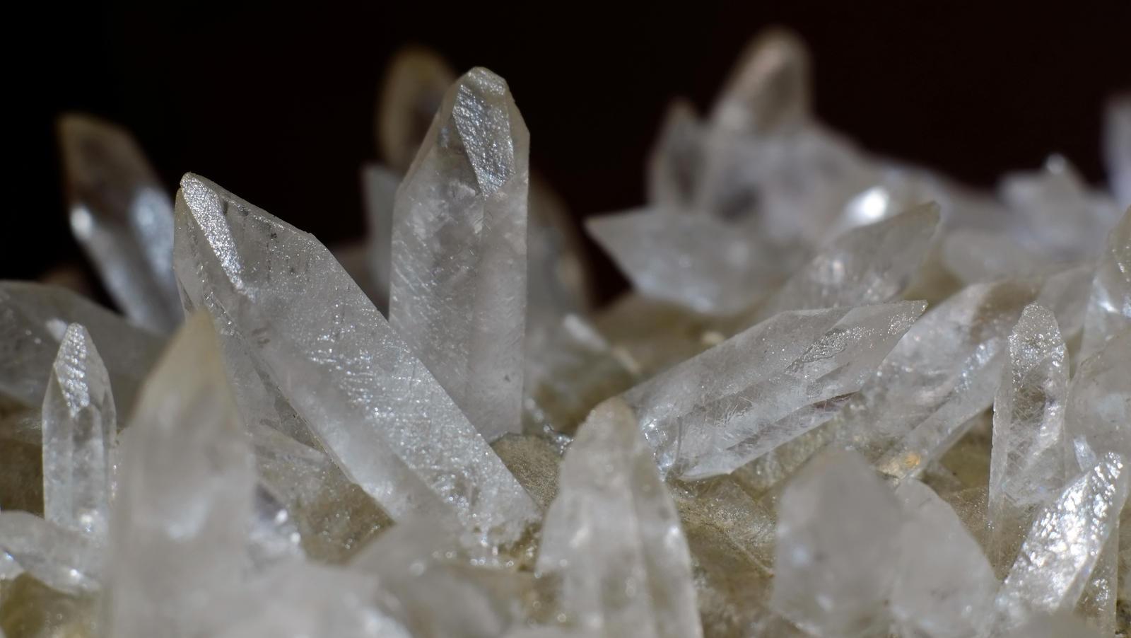 Crystal Scape by Burtn