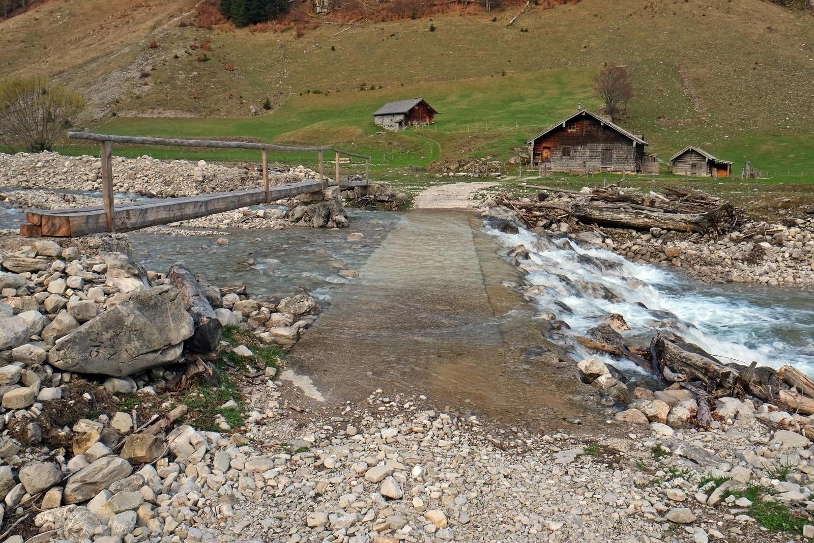 Through The River by Burtn