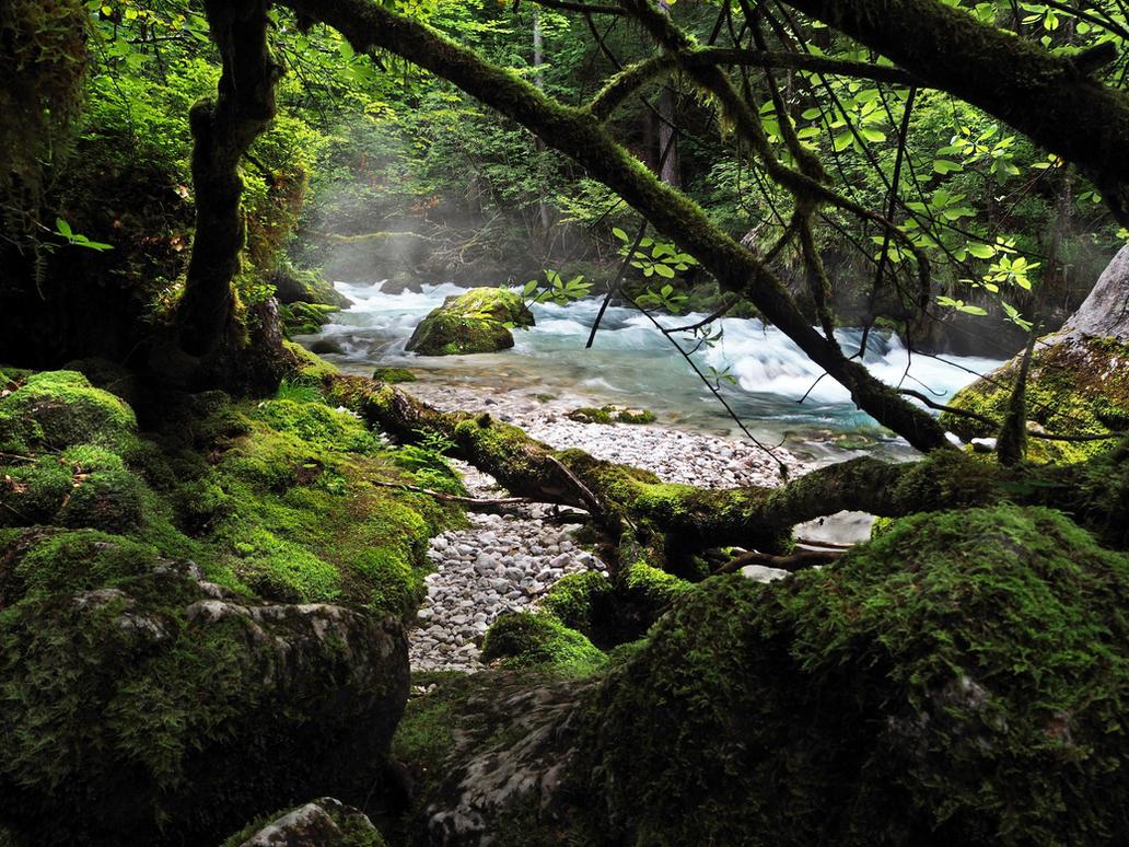 River's Secrets by Burtn