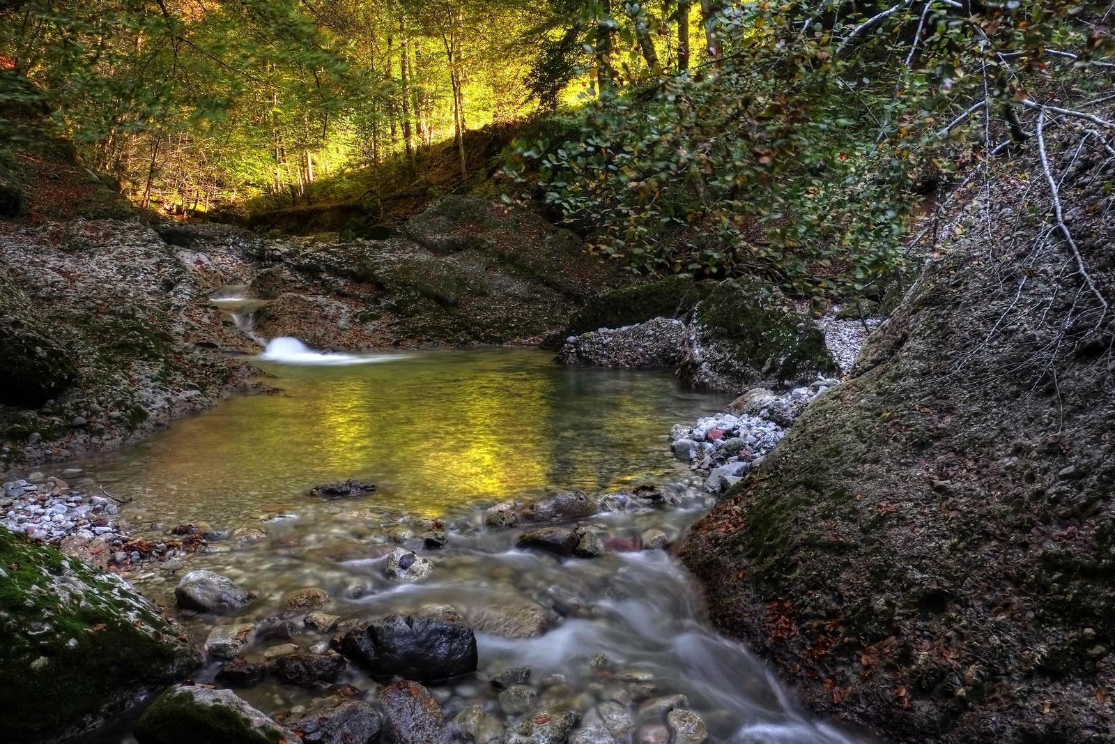 riverscape by Burtn on DeviantArt
