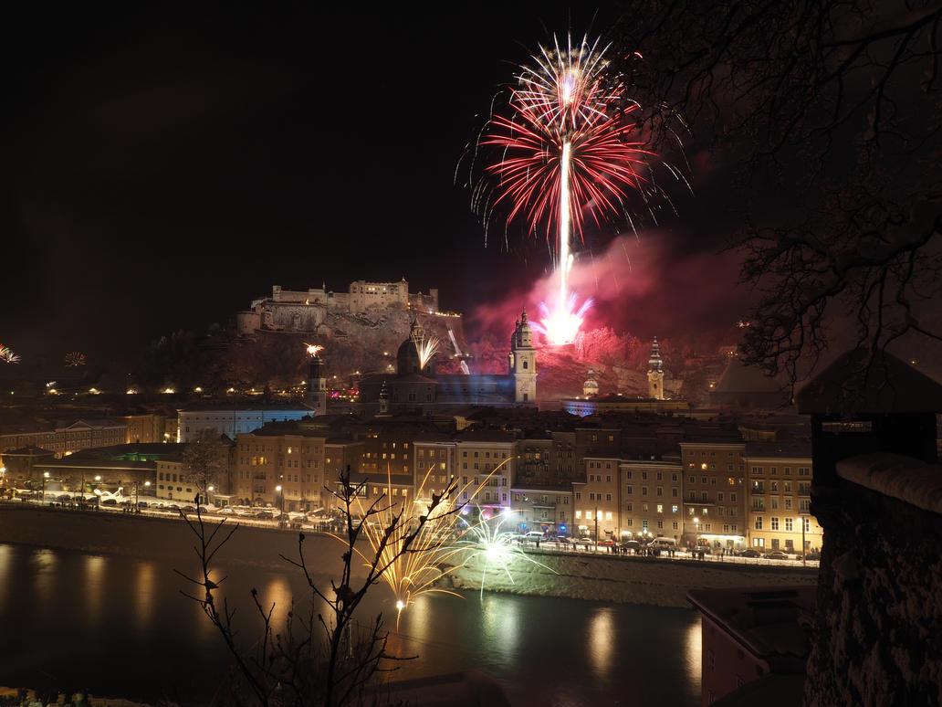 Happy New Year 2015 by Burtn
