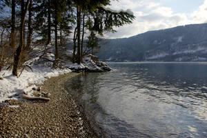 The Softness Of Winter by Burtn