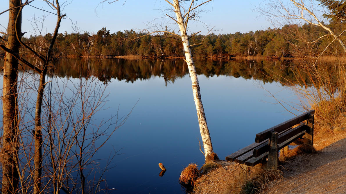 Calming Place by Burtn