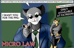 JOIN THE PML (Pro-Micro Law) - Micro Law