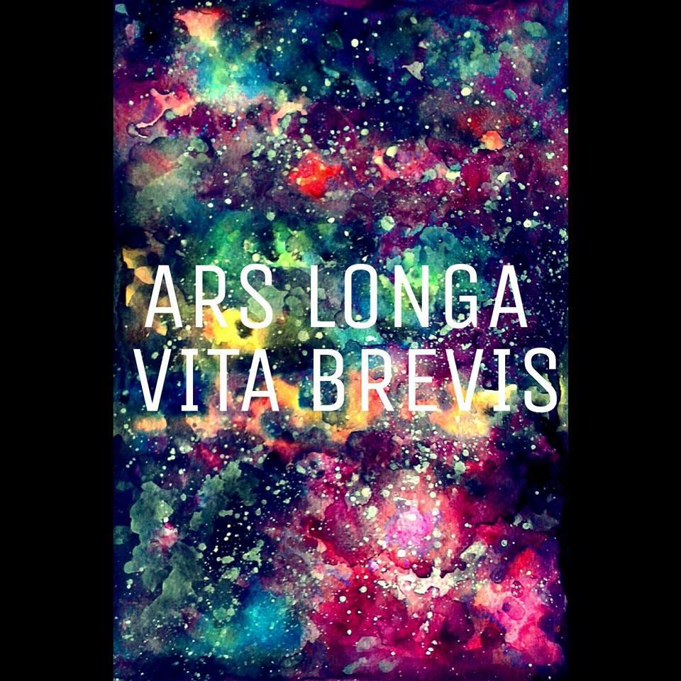 ARS LONGA VITA BREVIS by Rain-sonata