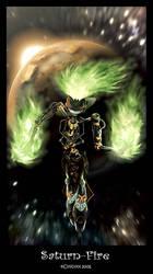Saturn-Fire Ev by cinicool