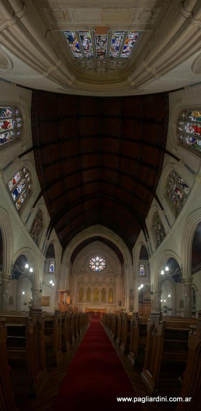 St. Andrew Presbyterian Church pano 1