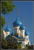 Holy Trinity Ortodox Church by tgrq