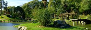 Japanese garden 3 by tgrq