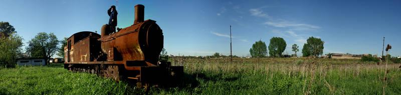 Steam Train 1 by tgrq