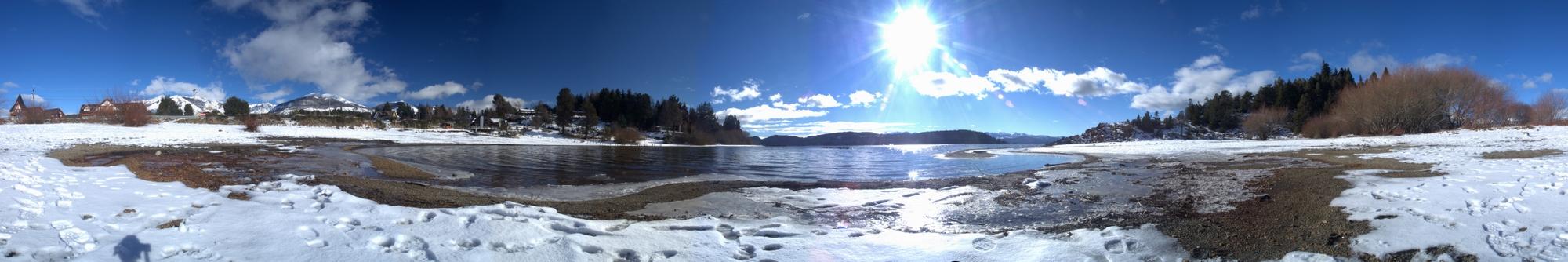 Lake nahuel huapi 360 by tgrq