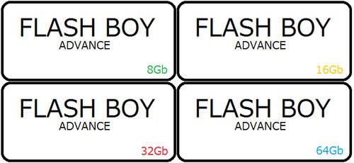 Flash Boy Advance